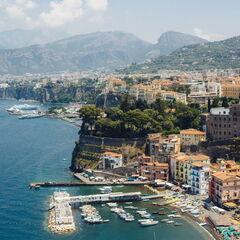 Туристическое агентство Внешинтурист Комбинированный автобусный тур ITm2 «Итальянский вояж» + отдых на море в Сорренто