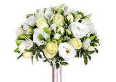 Магазин цветов Долина цветов Свадебный букет №4