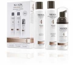 Уход за волосами Nioxin Система по уходу для заметно истонченных/редеющих, тонких, химически обработанных волос