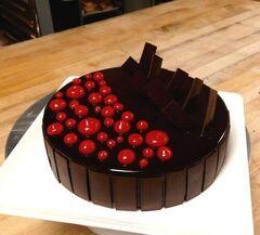 Торт DOLCE Муссовый торт «Ночная Улыбка Тигра в Уганде»