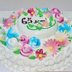 Торт Tortiki.by Юбилейный торт №1