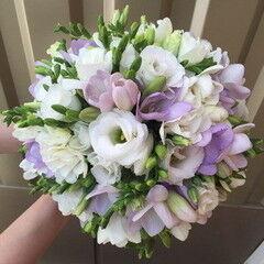 Магазин цветов Lia Букет «Свадебный-5»