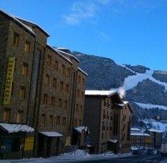 Туристическое агентство Тайм Вояж Горнолыжный авиатур в Андорру, Гранд Валира, Vall Ski 3*