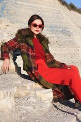 Верхняя одежда женская Elema Пальто женское демисезонное 1-7900-1