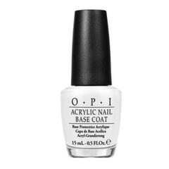 Декоративная косметика OPI Базовое покрытие для лаков-глиттеров Glitter Off