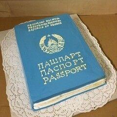 Торт МЕГАТОРТ Торт «Паспорт»