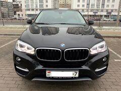 Прокат авто Прокат авто BMW X6 2016 черный