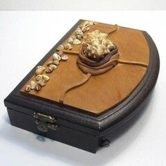Подарок Славутасць Ящик для ключей leb034