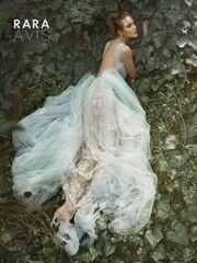 Свадебное платье напрокат Rara Avis Платье свадебное Floral Paradise 2018 Alize