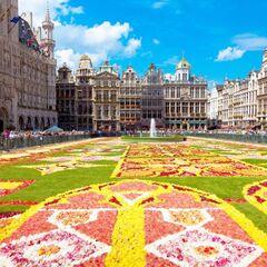 Туристическое агентство Внешинтурист Экскурсионный автобусный тур B3 «Бенилюкс + цветочный ковер Брюсселя 2020»