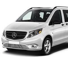 Прокат авто Аренда микроавтобуса Mercedes-Benz Vito 2015 г.в.