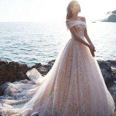 Свадебное платье напрокат Ange Etoiles Свадебное платье Ali Damore   Zoe
