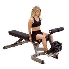 Тренажер Body-Solid Опция сгибание-разгибание ног