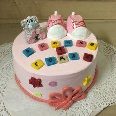 Торт МЕГАТОРТ Торт «Анечке 1 годик»