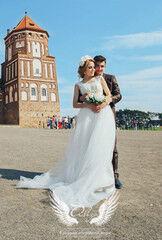 Свадебный салон ALIZA Свадебное платье «Marta» Diva Vivien