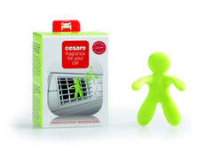Подарок на Новый год Mr & Mrs Fragrance Ароматизатор воздуха для автомобиля Cesare