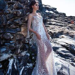 Свадебный салон Ange Etoiles Платье свадебное Ali Damore Opra