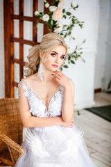 Свадебный салон ALIZA Свадебное платье Nika