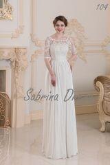 Свадебный салон Sabrina Dress Свадебное платье 104
