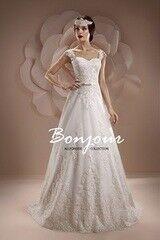 Свадебный салон Bonjour Свадебное платье «Sorento» из коллекции ALLEGRESSE 2017