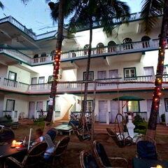 Туристическое агентство EcoTravel Пляжный авиатур в Индию, Гоа, Mandrem Retreat Chillax Stay (ex.Cuba Retreat Mandrem) 2*