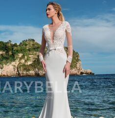 Свадебный салон Vanilla room Свадебное платье МВ-001