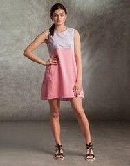 Платье женское MISUTERI Платье Hana Pink SS0163