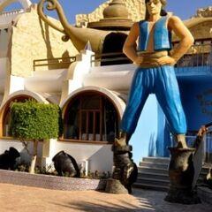 Туристическое агентство EcoTravel Пляжный aвиатур в Египет, Хургада, Aladdin Beach Resort 4*