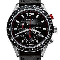 Часы DOXA Наручные часы Trofeo Chrono Gent 278.10.103.01
