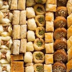 Подарок на Новый год Pate D`or Ливанские сладости ассорти «Pate D'or», 1000 гр