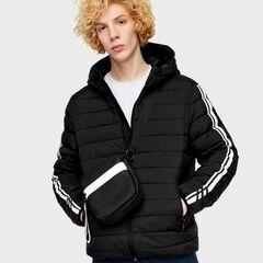 Верхняя одежда мужская O'stin Мужская куртка с принтом на рукаве MJ6U2I-99