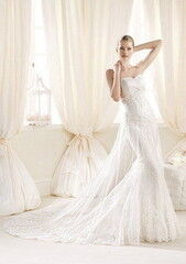 Свадебный салон La Sposa Свадебное платье Denia