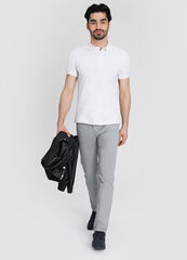 Кофта, рубашка, футболка мужская O'stin Базовое поло MT6W14-01