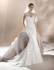 Свадебное платье напрокат White One (Pronovias) Свадебное платье Saura