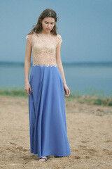Белорусский дизайнер YANCHILINA Платье 5