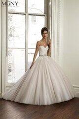 Свадебное платье напрокат Madeline Gardner New York Платье свадебное Carrie 51018