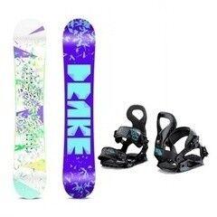Сноубординг Drake Комплит:Сноуборд Drake Charm + Крепление Drake Queen