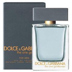 Парфюмерия Dolce&Gabbana Туалетная вода The One Gentelma, 100 мл