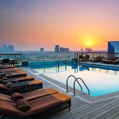 Горящий тур Тайм Вояж Пляжный авиатур в ОАЭ, Дубай, Hilton Dubai Creek 5*