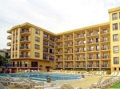 Туристическое агентство VIP TOURS Пляжный авиатур в Болгарию, Золотые Пески, Dana Palace 3*