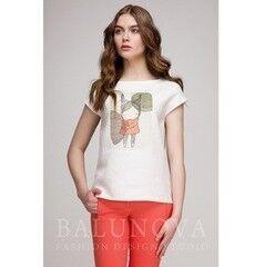 Кофта, блузка, футболка женская Balunova Топ женский 2329