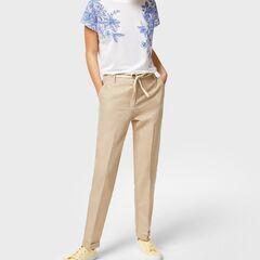 Брюки женские O'stin Льняные брюки LP4UA4-T3