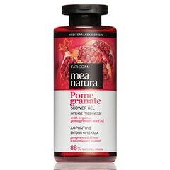 Уход за телом Farcom Гель для душа с маслом граната Mea natura Pomegranate 300ml