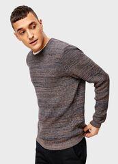 Кофта, рубашка, футболка мужская O'stin Джемпер с круглым вырезом MK1U11-97