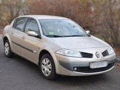 Прокат авто Авто эконом-класса Renault Megane 2006 год