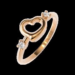 Ювелирный салон ZORKA Кольцо 210537-9K