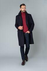Верхняя одежда мужская Etelier Пальто мужское демисезонное 1М-9121-1