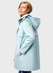 Верхняя одежда женская O'stin Плащ с капюшоном LJ6T33-43