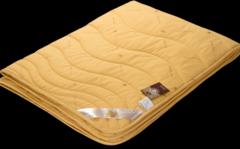 Подарок Голдтекс Верблюжье одеяло «Золотой верблюд» в сатине Люкс 1056
