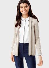 Кофта, блузка, футболка женская O'stin Кардиган на запах LK6T51-T3
